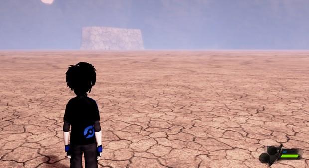 Demo Level - Wasteland