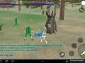 The Falling Sakura 3D game images