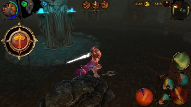 GLOW Free to Play Mobile Action RPG for iOS & Android