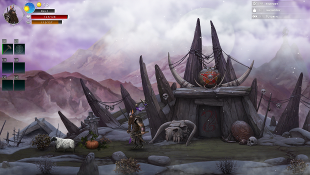 screenshots of Niffelheim