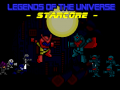 Legends of the Universe: StarCore