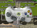 Ace of Protectors RPG Gamepad