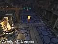 Tiny Knight Alpha Gameplay Trailer
