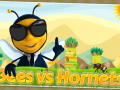 Bees vs Hornets : Honey Wars