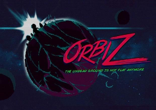 Orbiz Game Poster