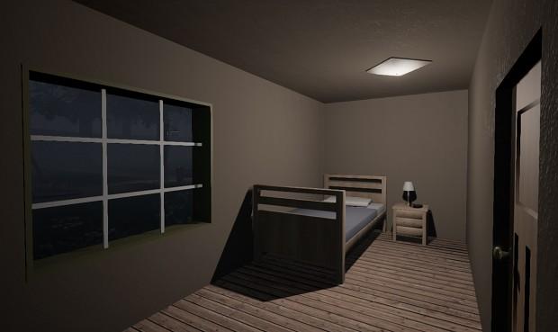 Another Bedroom (UE4)