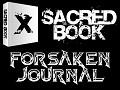 Sacred Book: Forsaken Journal