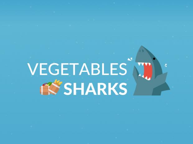 Vegetables Sharks