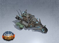 Falx -The Awakened Scout Vehicle