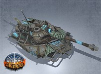 Hound - The Awakened Main Battle Tank