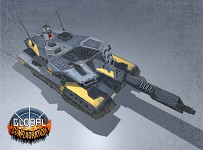 Leopard- EU Main Battle Tank