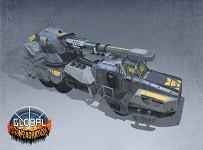 Marksman - EU Artillery
