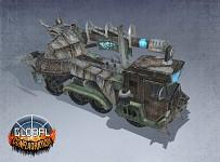 Thanatos - The Awakened Artillery