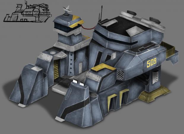Armory concept