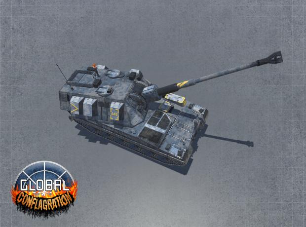 AS-90 -EU Artillery