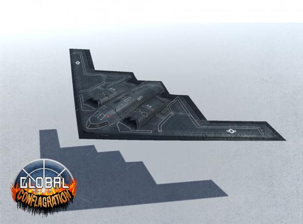 B-2 - US Bomber