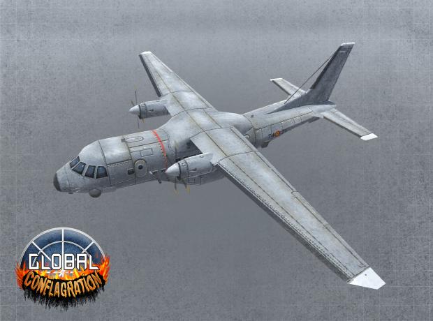 CN-235 - EU Gunship