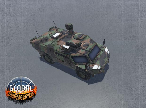 Fennek - EU Scout Vehicle