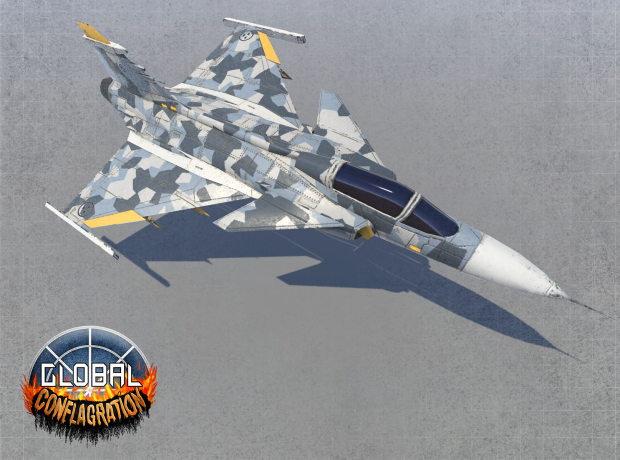 Gripen - EU Fighter (Remastered)