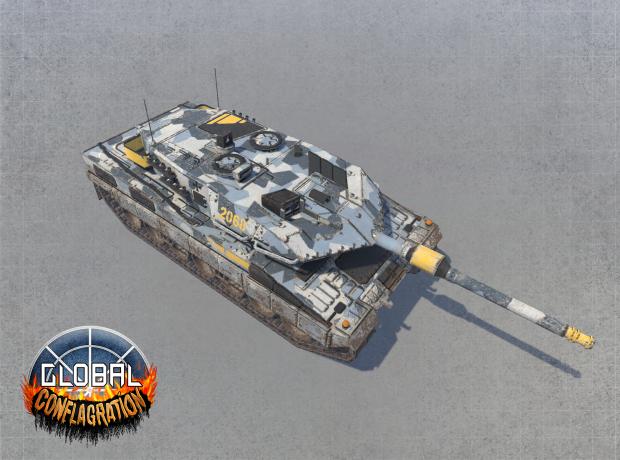 Leopard A5 - EU Main Battle Tank