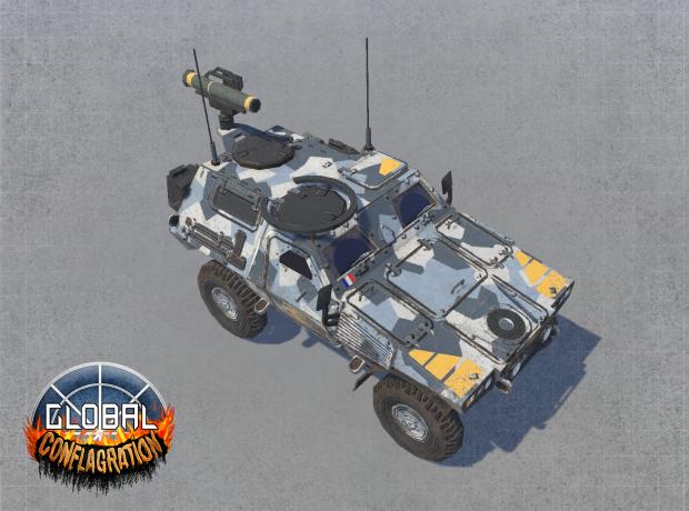 VBL -EU Raider (Remastered)