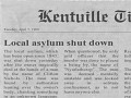 Kentville Times
