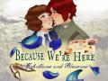 Because We're Here ~ Mohnblume und Blauerose