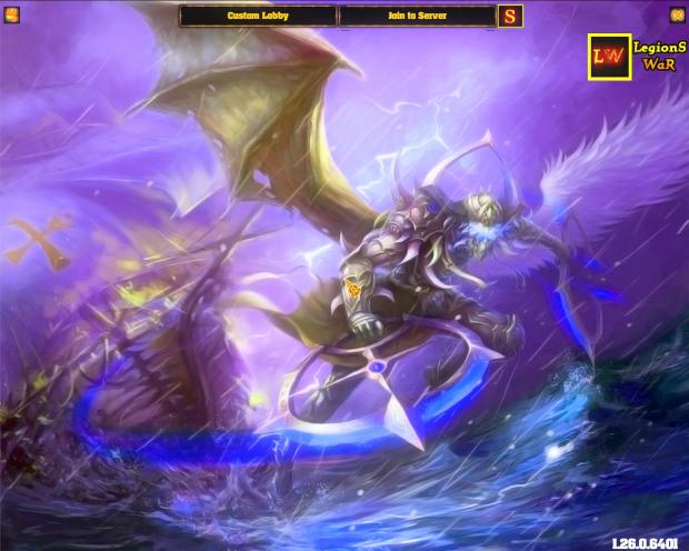 Legions War Screenshot 1