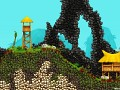 """Muscles and Bullets"" challenge on GamesJamKanobu"