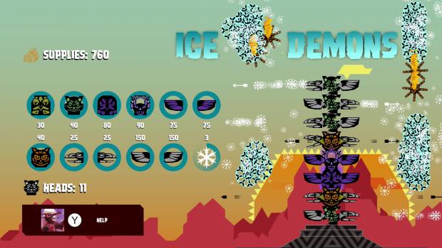 Totem Topple Screenshots