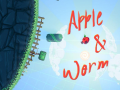 Apple and Worm: Patching holes on spacetime