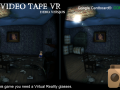 The Video Tape VR - Demo