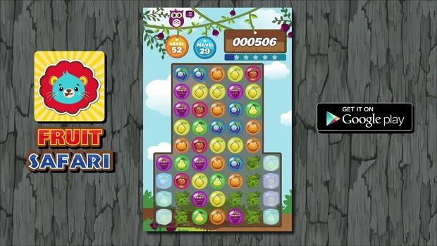 Fruit Safari for Android Trailer