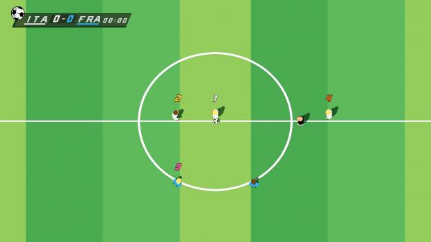 Футбольные Flash игры
