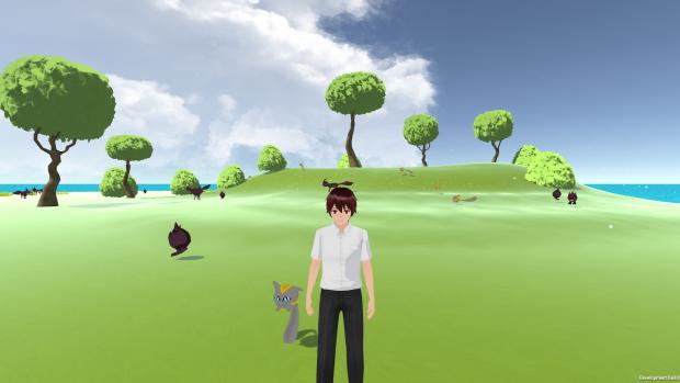 New Tame Creature/Camera Controls