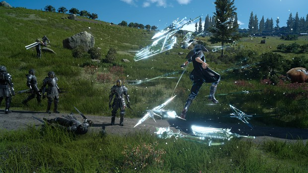 Final Fantasy XV Windows Edition 4K Screenshot