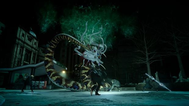 Final Fantasy XV Windows Edition 4K Screenshot