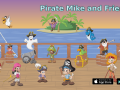 Pirate Mike and Friends | Preschool Games