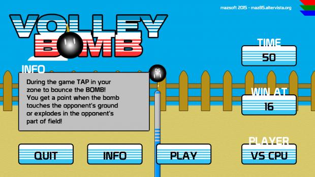 Volley Bomb !