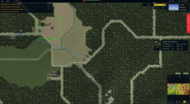 Armored Brigade Screenshots