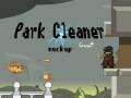 Park Cleaner mockup