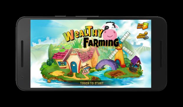 Wealthy Farm Saga 2016