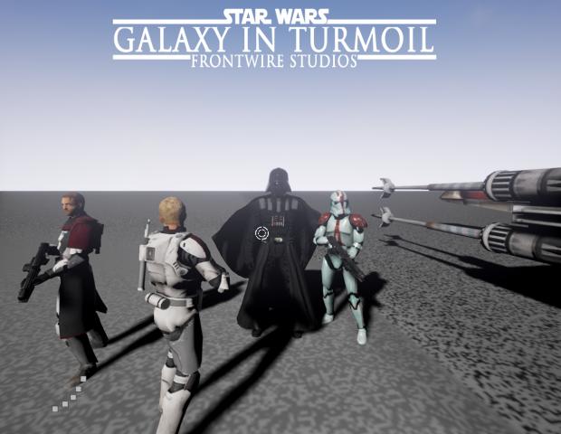 Lord Vader - WIP