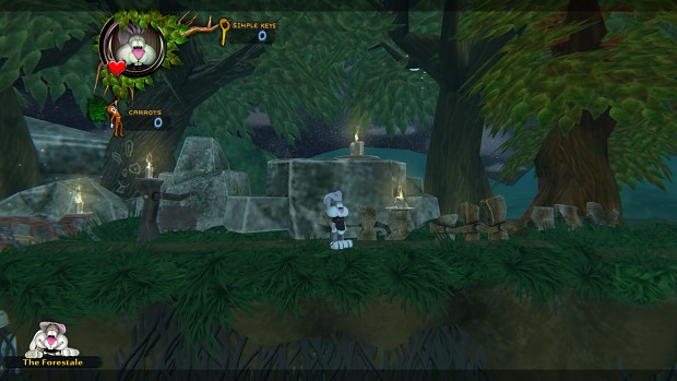 Screenshot night level