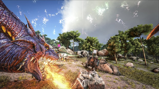 will ark survival evolved be free to play