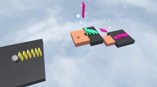 Domino skyscraper equation