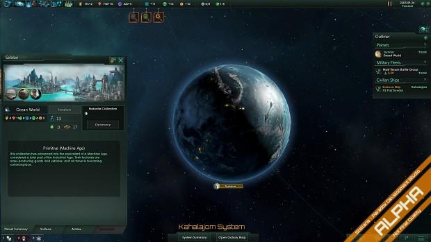 Primitive Civilizations