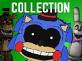 FNAF Fan Game MCPE Map Collection
