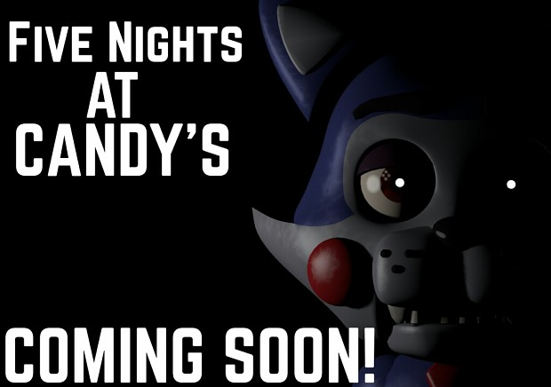 Five Nights at Candy's Map Teaser image - FNAF Fan Game MCPE