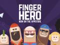 Finger Hero : Avoid obstacles